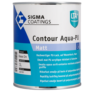 Sigma Contour Aqua PU Matt img