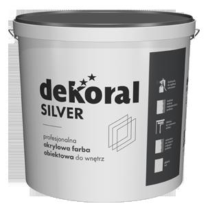 Dekoral Silver Obiektowa