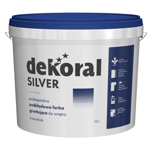 Dekoral Silver Podkładowa
