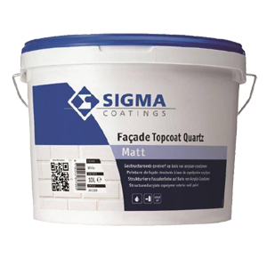Sigma Kwartstone / Sigma Facade Topcoat Quartz img