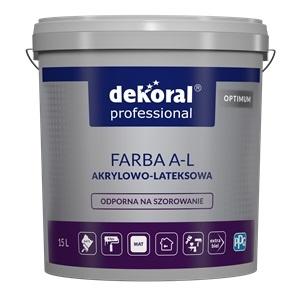 A-L Farba akrylowo-lateksowa