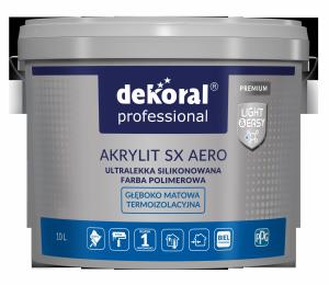 Akrylit SX Aero