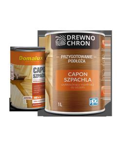 Drewnochron Capon Szpachla