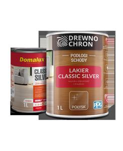 Drewnochron Lakier Classic Silver img