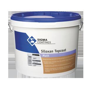 Sigma Siloxan Topcoat